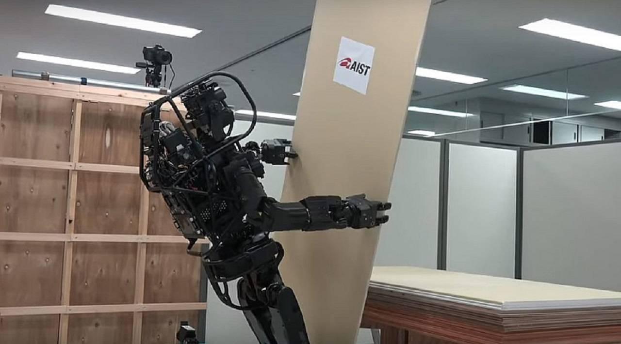 robot para construccion