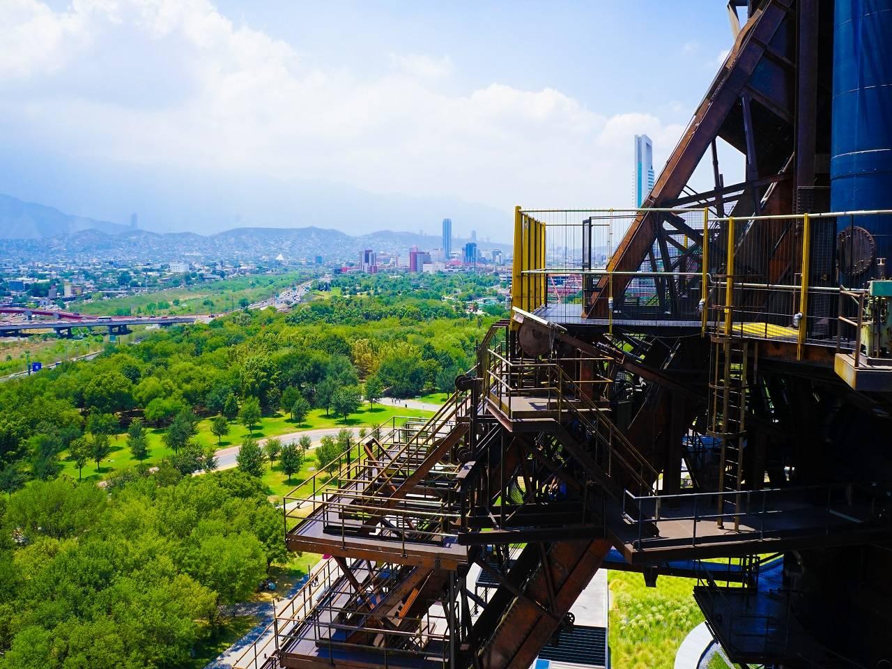parque industrial estructura