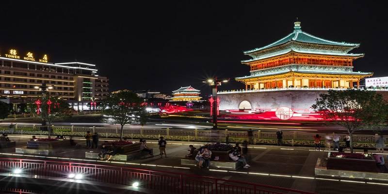 edificio historico china