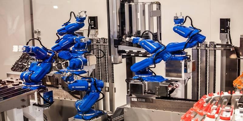 robots para empresas