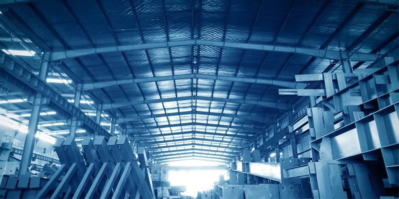 techo de nave industrial
