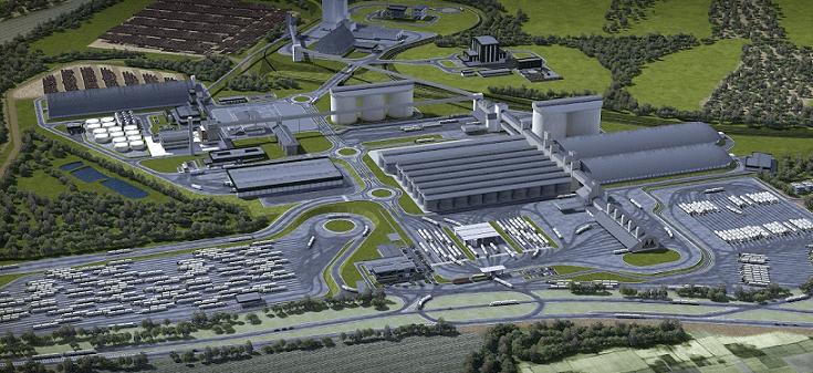 primer parque industrial en mexico