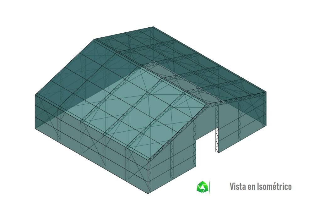 estructura de carpa