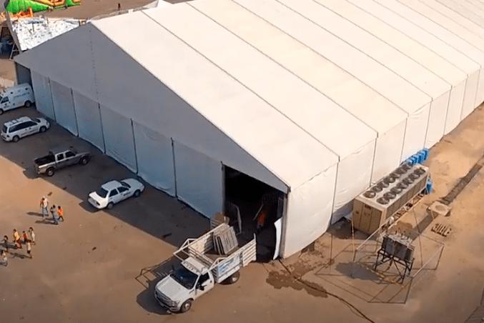 almacen modular, almacen modular gigante
