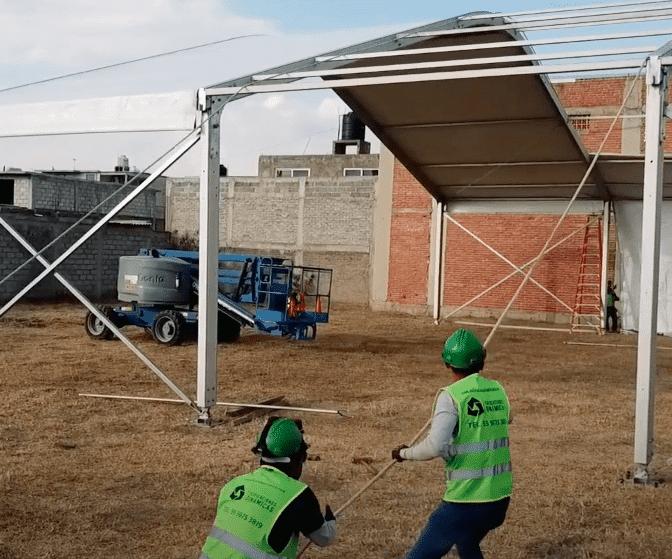bodegas prefabricadas, construcción de bodegas