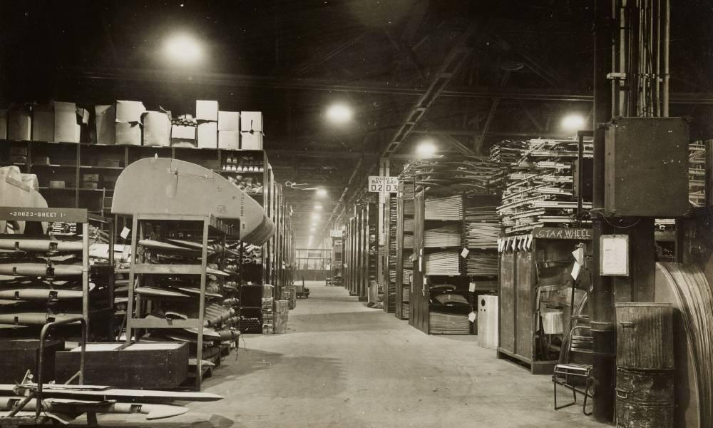 almacen industrial, almacen construccion
