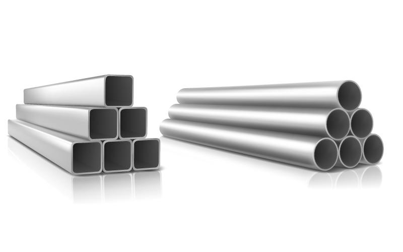 ilustración aluminio